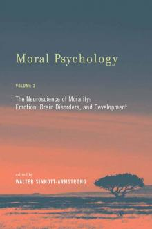 moral psychology mit cognet topics